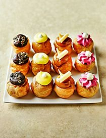 Afternoon Tea Selection (12 Pieces)