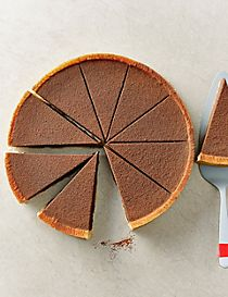 Chocolate & Orange Tart