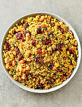 Moroccan-Style Fruity Couscous Salad