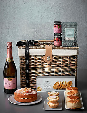 Luxury High Tea Hamper