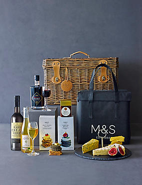 Cheese & Wine Hamper (Pre-Order)