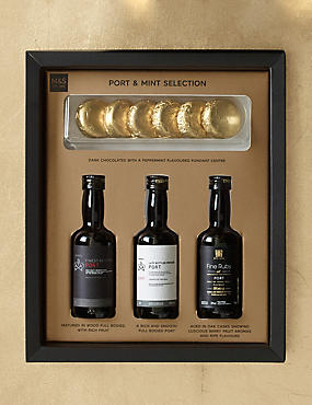 Port & Mints Selection (Pre-Order)