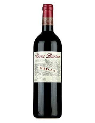 Perez Burton Rioja - Case of 6 Wine