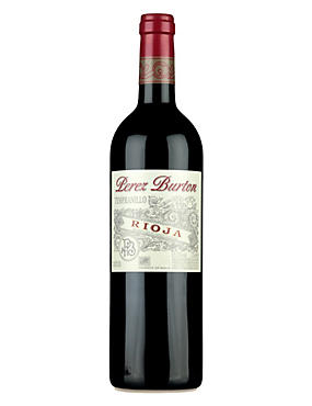 Perez Burton Rioja - Case of 6