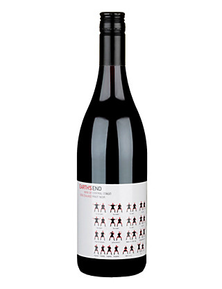 Earth's End Central Otago Pinot Noir - Case of 6 Wine