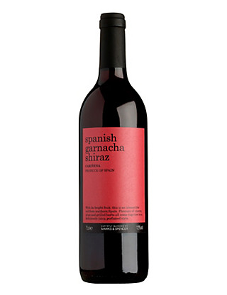 Spanish Garnacha Shiraz - Case of 6 Wine