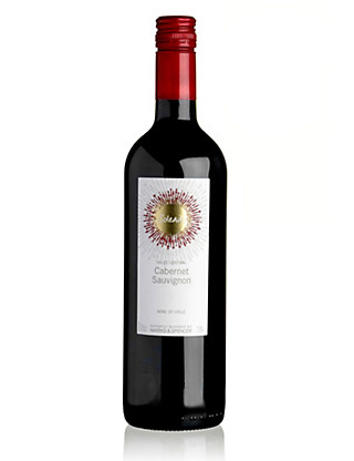 Soleado Cabernet Sauvignon - Case of 6 Wine