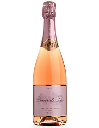 Réserve de Sours Sparkling Rosé NV - Case of 6 Wine