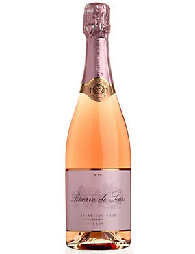 Réserve de Sours Sparkling Rosé NV - Case of 6