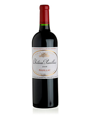Château Pauillac - Single Bottle