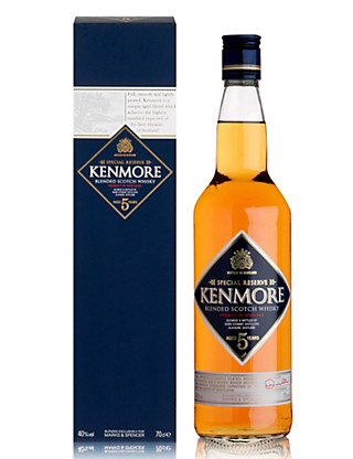 Kenmore 5 Year Old Blended Whisky - Single Bottle Wine