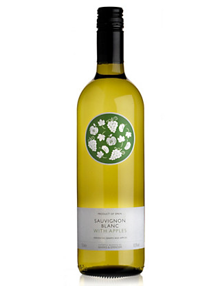 Sauvignon Blanc with Apples NV - Case of 6 Wine