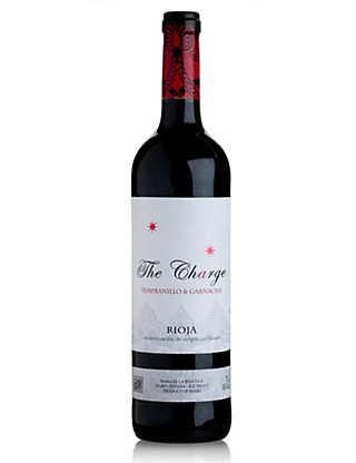 The Charge Rioja - Case of 6 Wine