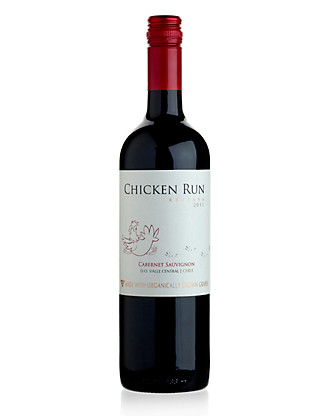 Chicken Run Reserva Cabernet Sauvignon - Case of 6 Wine