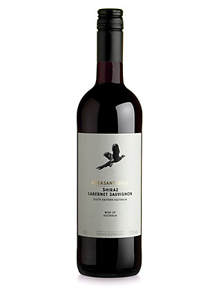 Pheasant Gully Shiraz Cabernet - Case of 6 Wine