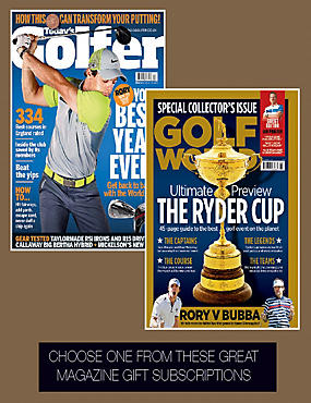 Golf Pack - Magazine Gift Subscription
