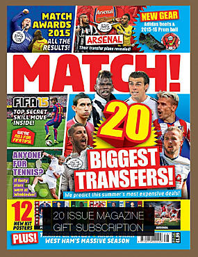 Match - Magazine Gift Subscription