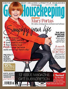 Good Housekeeping - Magazine Gift Subscription