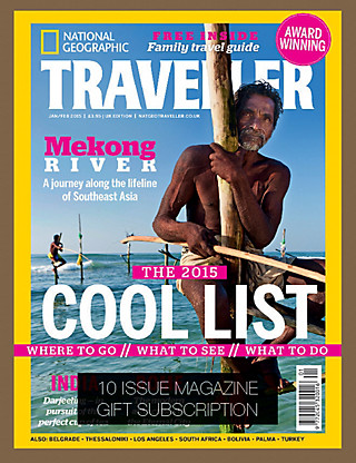 National Geographic Traveller - Magazine Gift Subscription Home