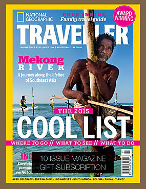 National Geographic Traveller - Magazine Gift Subscription
