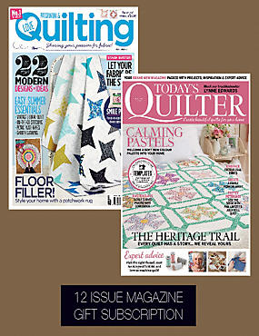 Crafting - Magazine Gift Subscription
