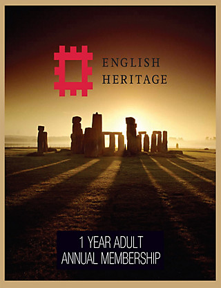 English Heritage Adult - Magazine Gift Subscription Home
