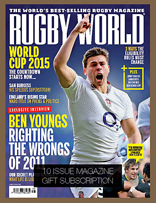 Rugby World - Magazine Gift Subscription Home