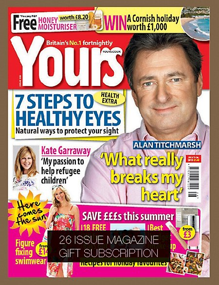 Yours - Magazine Gift Subscription