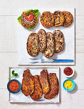 Mediterranean Grills Selection