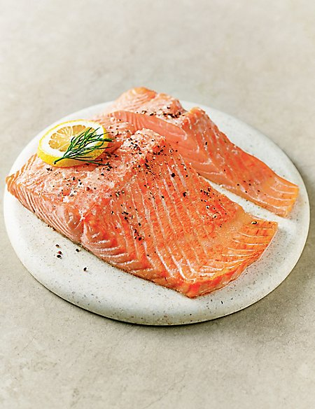 Scottish Lochmuir™ Salmon Fillet Joint - Last collection date 22nd April (Serves 4)