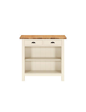 Padstow Console Table Cream