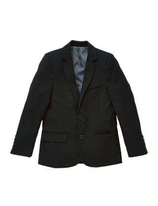 2 Button Blazer with Stormwear+™ (5-14 Years) Clothing