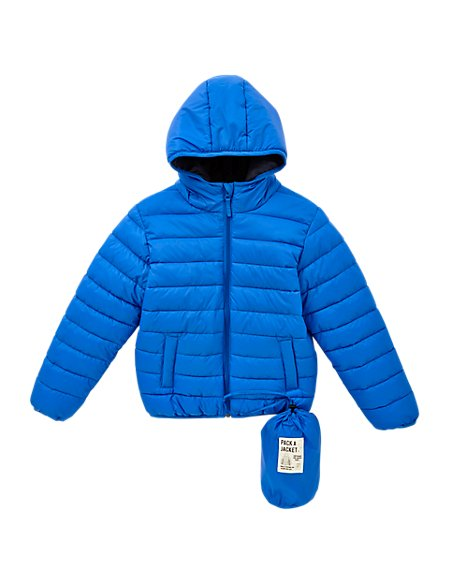 Packaway Jacket with Stormwear™ (5-14 Years)