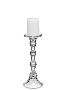 Medium Manor Pillar Candle Holder, , catlanding