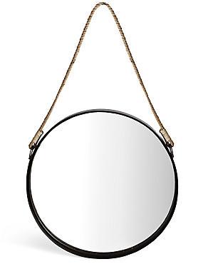 Saloon Round Mirror, , catlanding
