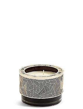 Manhattan Metal Lid Candle