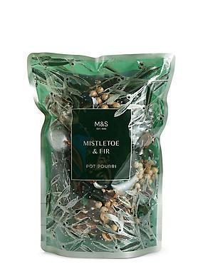 Mistletoe & Fir Potpourri, , catlanding