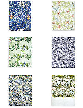 William Morris Set of 6 Prints