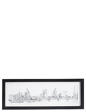 Catherine Stephenson London Sketch Wall Art