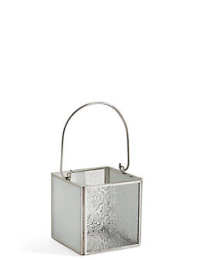 Decorative Square Hexagonal Lantern