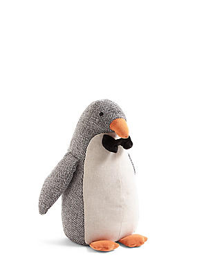 Pete Penguin Doorstop