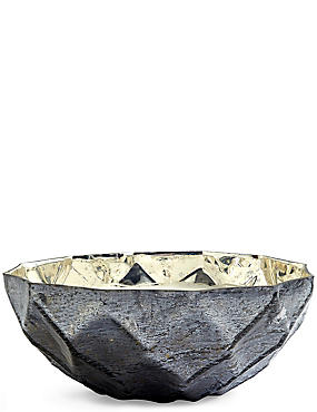 Large Winter Retreat Filled Bowl Candle