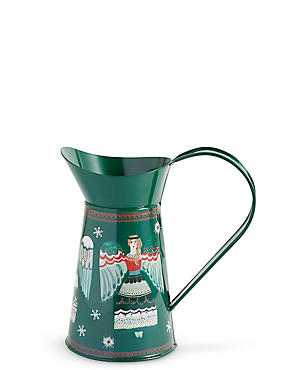 Green Angel Jug