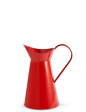 Large Red Jug