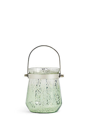 Small Mercury Speckle Lantern