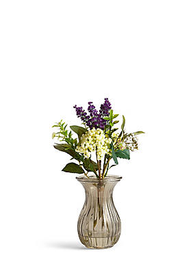 Lavender & Berry in Vase