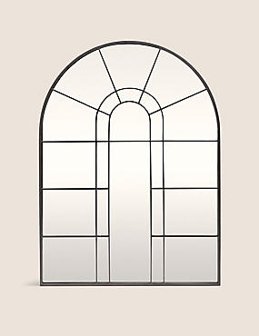 Arch Window Mirror