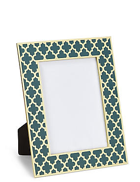 Lattice Photo Frame 12.5 x 17.5cm (5 x 7inch)