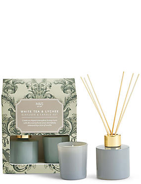 White Tea & Tuberose Gift Set