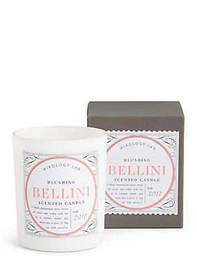 Blushing Bellini Scented Candle
